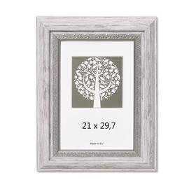 Nuotraukų rėmelis Natali, pilka, 21 x 29,7 cm
