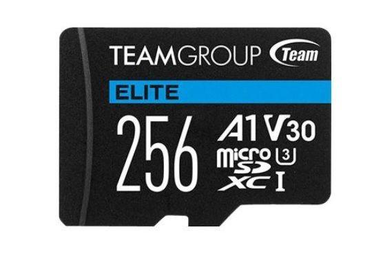 Mälukaart Team Group Elite A1 microSDXC 256GB UHS-I