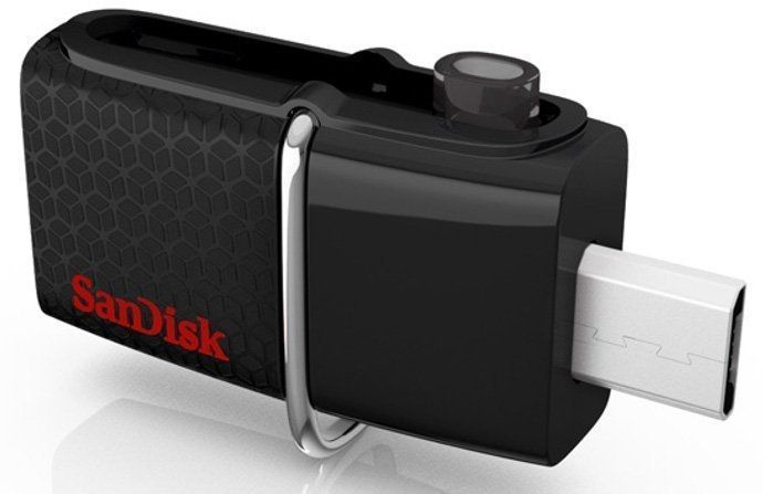 SanDisk 16GB Ultra Android Dual USB Drive
