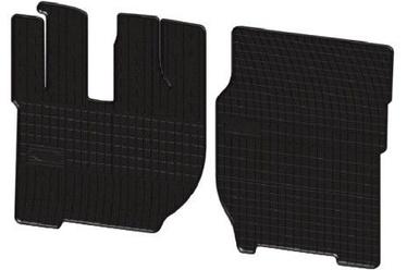 Резиновый автомобильный коврик Frogum Volvo FH 12 1993, 2 шт.