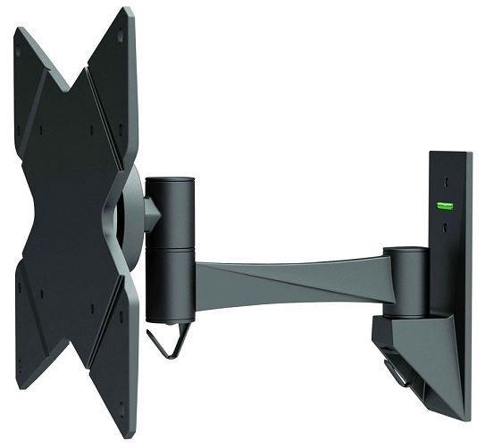 Televizoriaus laikiklis NewStar Wall Mount For TV 10-40'' Black
