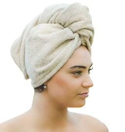 Kapuuts-rätik (turban), pruunikas