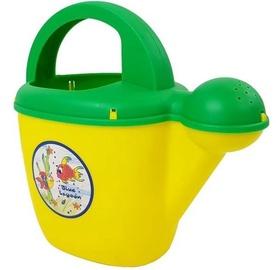 Rotaļu lejkanna Polesie Watering Can, dzeltena/zaļa