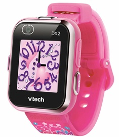 Vtech Kidizoom Smartwatch DX2 Pink Flowers