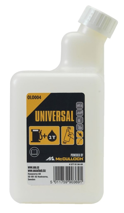 McCulloch Universal OLO004 Fuel Mixing Bottle