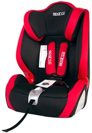 Sparco Child Seat F1000K Red