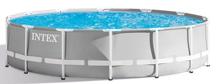 Intex Frame Pool Set Prism Rondo 427cm 126720GN