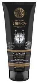 Natura Siberica Men Wolf Code Outdoor Protection Cream For Face & Hands 80ml
