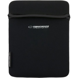 Esperanza ET173K Sleeve For Tablets 10.1'' Black/Black