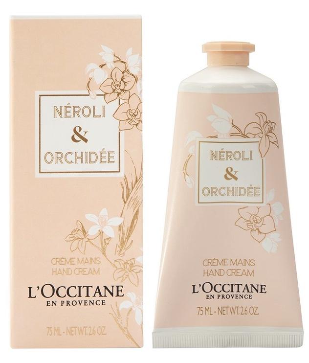 Roku krēms L´Occitane Neroli & Orchidee, 75 ml