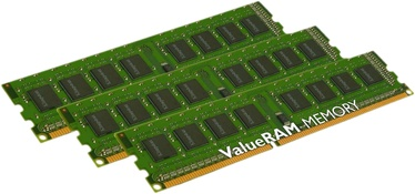 Kingston ValueRAM 24GB 1333MHz CL9 DDR3 DIMM KVR13N9K3/24