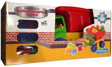 Play Skape Truck With Blocks 43834