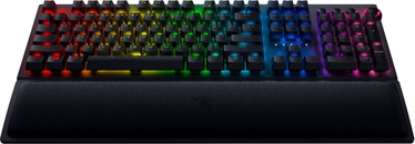 Klaviatuur Razer Razer BlackWidow V3 Pro Razer Green EN/RU, must, juhtmeta