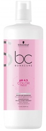 Šampūnas Schwarzkopf Bonacure pH 4.5 Color Freeze Silver Micellar, 1000 ml