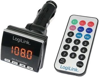 LogiLink FM0001 FM Transmitter