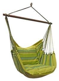 Home4you Iguana Handmade Swing Chair Green