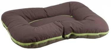 Comfy Dog Cushion Arnold Brown/Olive XXXL