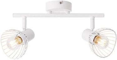 Brilliant Spotlight Elhi Lamp 2x40W E14 White