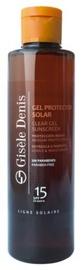 Gēls saules aizsardzībai Gisele Denis Clear SPF15, 200 ml
