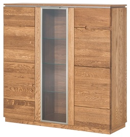 Szynaka Meble Montenegro 48 Shelf 120x125x42cm Oak