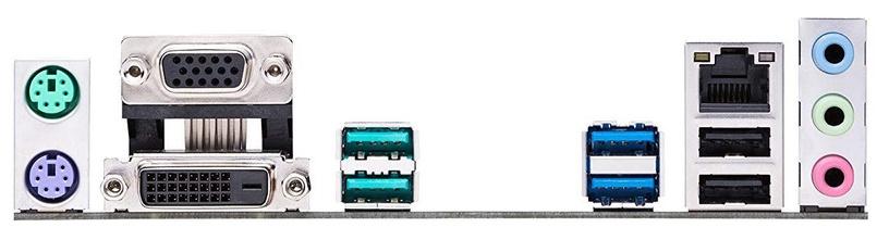 Mātesplate Asus Prime B360M-K