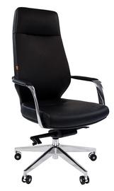 Chairman 920 Leather Black