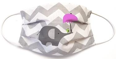 Atkārtoti lietojama maska MamoTato Child Face Mask With Filter Pocket