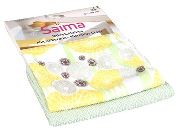 Saima Microfibre Kitchen Towel 30 x 30cm 2pcs