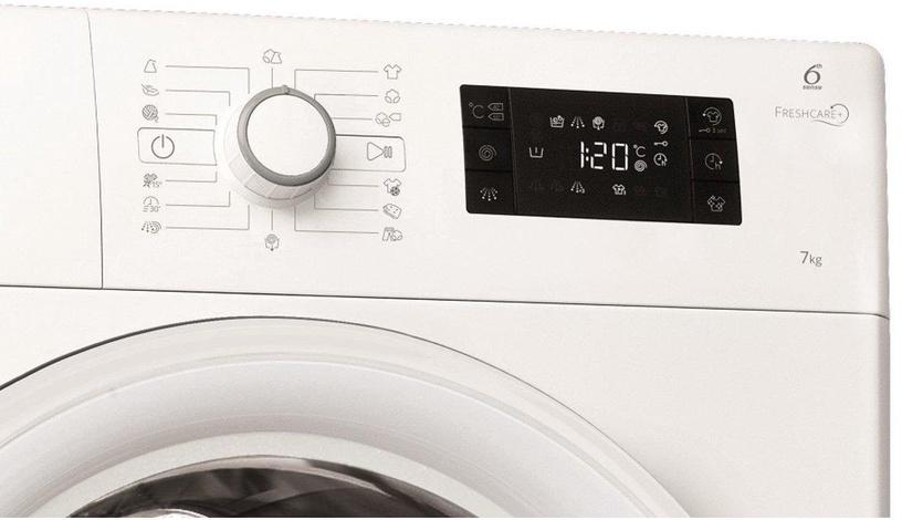 Skalbimo mašina Whirlpool FWSG71253W EU