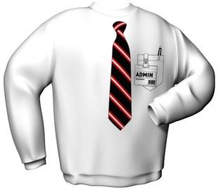 Svīteris GamersWear Admin Sweater White S