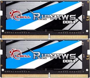 Operatyvioji atmintis (RAM) G.SKILL RipJaws F4-2666C19D-16GRS DDR4 (SO-DIMM) 16 GB