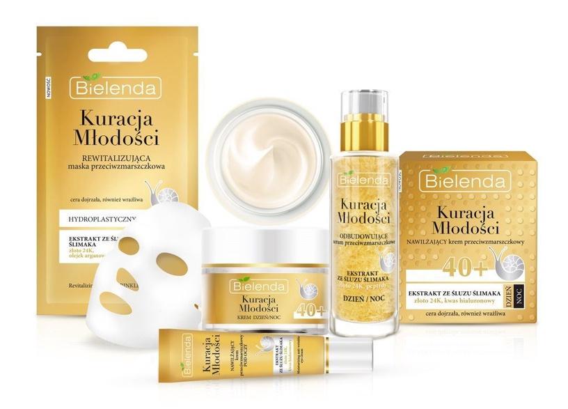 Bielenda Youth Therapy Revitalizing Anti Wrinkle Sheet Face Mask 1pcs