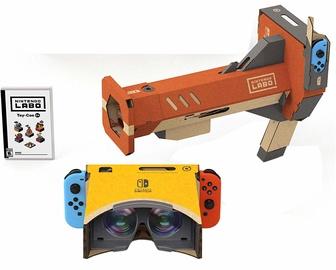 Nintendo Labo Toy-Con 04 - VR Kit Starter Set + Blaster