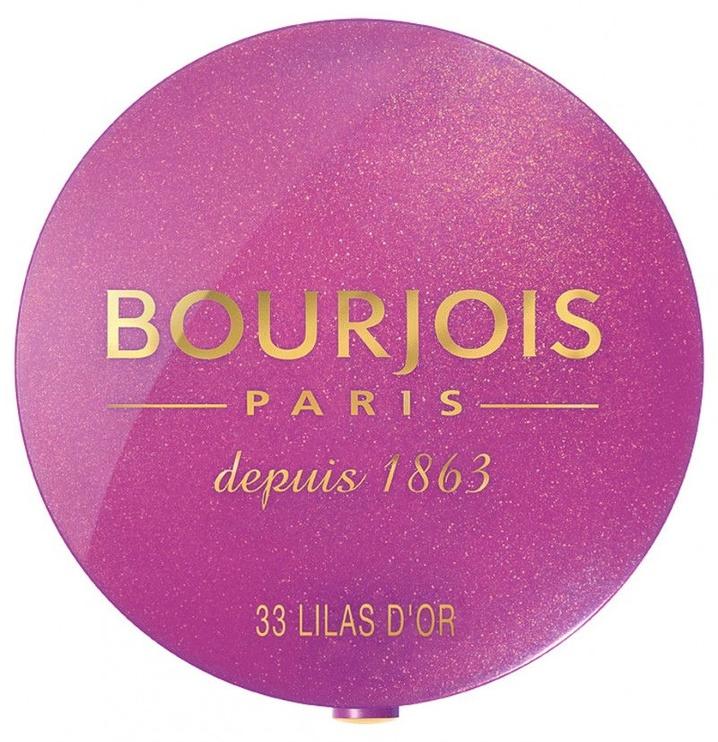 Skaistalai BOURJOIS Paris 33, 2.5 g