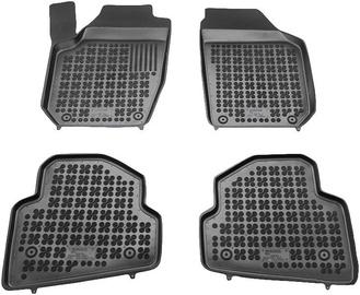 Резиновый автомобильный коврик REZAW-PLAST Skoda Fabia II 03/2007-2014, 4 шт.