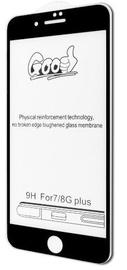 Mocco Pro+ Full Glue 5D Full Coveraged For Apple iPhone 7/8 Black