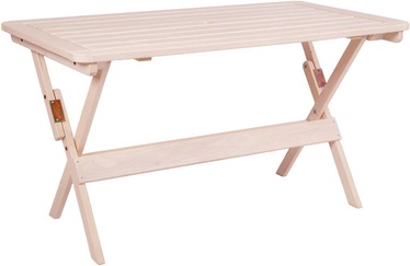 Folkland Timber Heini-2 Table White