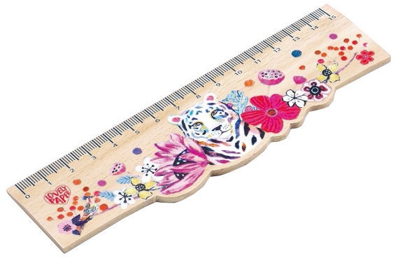 Djeco Wooden Ruler Martyna DD03541