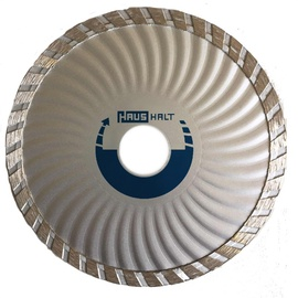 HausHalt Diamond Turbo Saw Blade 125x1.2x22.23mm