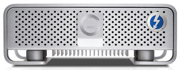 G-Technology G-DRIVE Thunderbolt USB 6TB