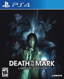 Death Mark Limited Edition PS4