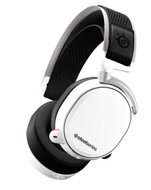 SteelSeries Arctis Pro Wireless Gaming Headset White with DTS Headphone:X (поврежденная упаковка)