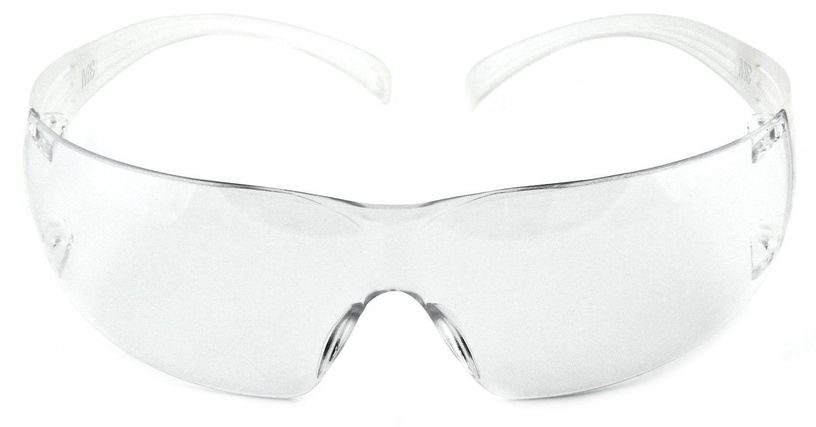 3M Safety Goggles Secure Fit 200 Clear
