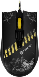 Tracer Gamezone Fear Optical Gaming Mouse Black/Yellow