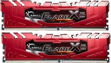 Operatīvā atmiņa (RAM) G.SKILL Flare X F4-2400C15D-32GFXR DDR4 32 GB