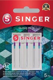 Singer Quilting Needle 90/14 5pcs