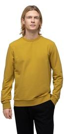 Audimas Cotton Sweatshirt Olive Green M