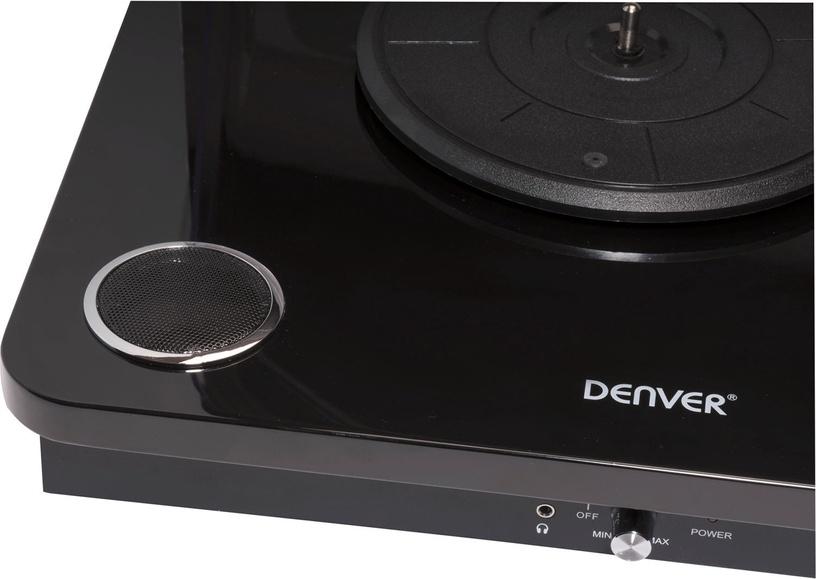 Plaadimängija Denver VPL-200 Black, must, 4.7 kg