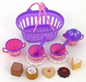 Tommy Toys Kitchen Set With Basket 475762