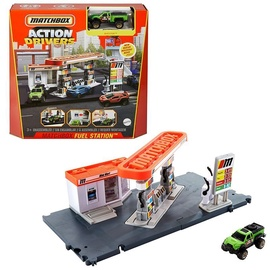 Mattel Matchbox Action Drivers Matchbox Fuel Station Playset GVY84